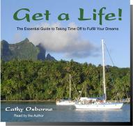 Cathy's book titled Get a Life!